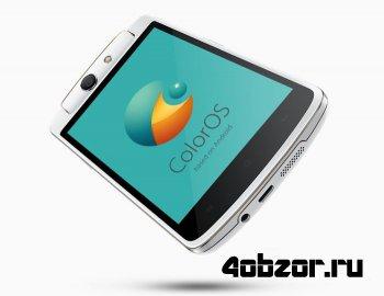 новинка Oppo официально представила смартфон N1 mini