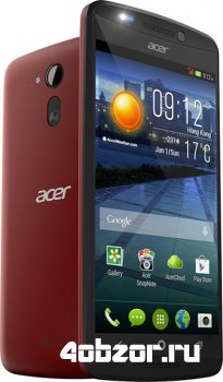 новинка Computex 2014: новые смартфоны среднего уровня Acer Liquid E700 и E600