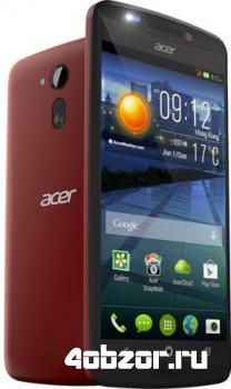 новинка Смартфон Acer Liquid E600 оснащен модемом LTE, а Acer Liquid E700 поддерживает работу с тремя картами SIM