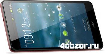 "новинка Acer представила планшетофон Liquid X1 с 5,7"" экраном и 8-ядерным процессором"