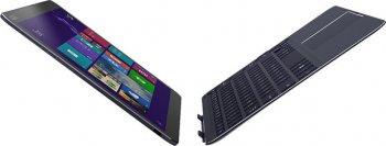 """новинка Computex 2014: очень тонкий 12,5"""" планшет ASUS Transformer Book T300 Chi с экраном 2560×1440"""