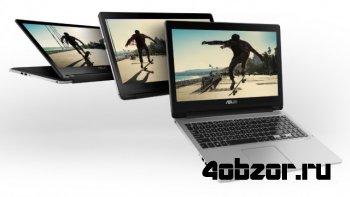 новинка Ноутбук ASUS Transformer Book Flip представлен официально