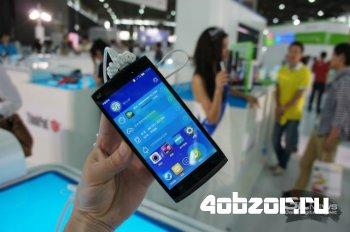 новинка Mobile Asia Expo 2014: недорогой смартфон China Mobile M811 с поддержкой 4G