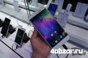 """новинка Mobile Asia Expo 2014: фаблет K-Touch M6 с 6"""" экраном"""