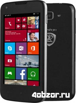 новинка Prestigio MultiPhone 8400 DUO и MultiPhone 8500 DUO - новые смартфоны на базе Windows Phone
