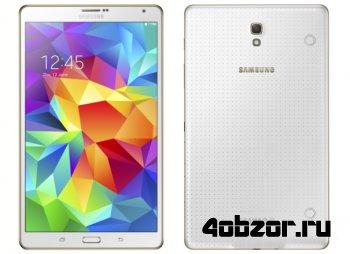 новинка Samsung представила планшеты Galaxy Tab S с дисплеем Super AMOLED