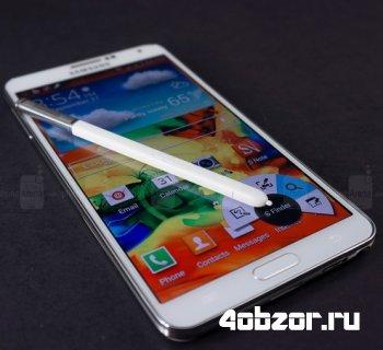 новинка Фаблет Samsung Galaxy Note 4 может получить версию с изогнутым дисплеем