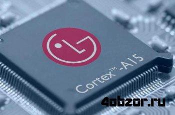 новинка Смартфон G Flex 2 получит восьмиядерный процессор LG Odin?