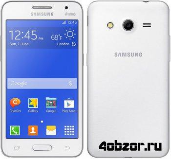 новинка Фото и характеристики бюджетных смартфонов Samsung Galaxy Core 2 и Pocket 2